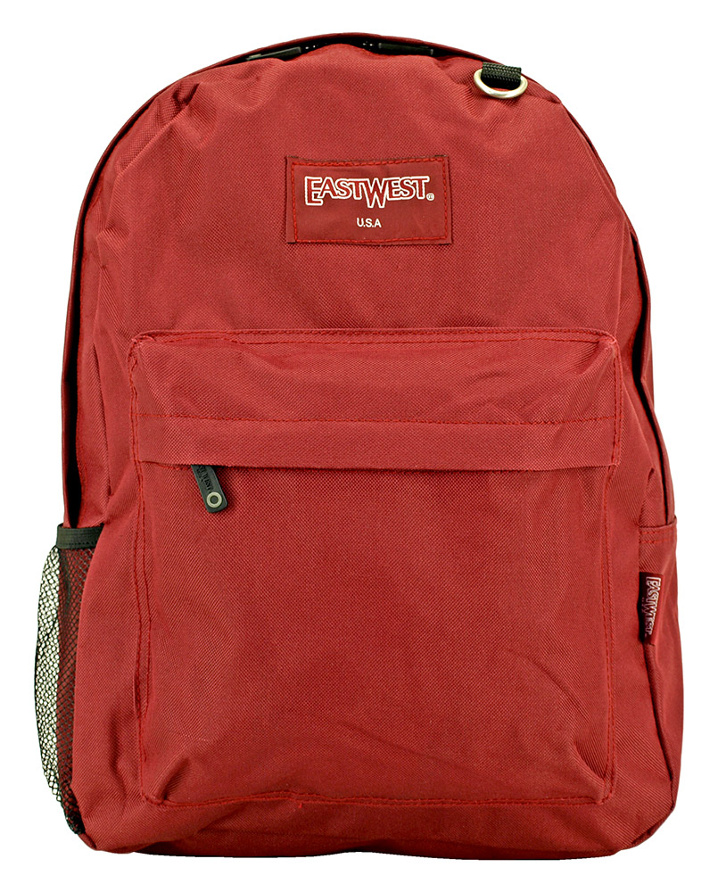 Sport Backpack - Burgundy