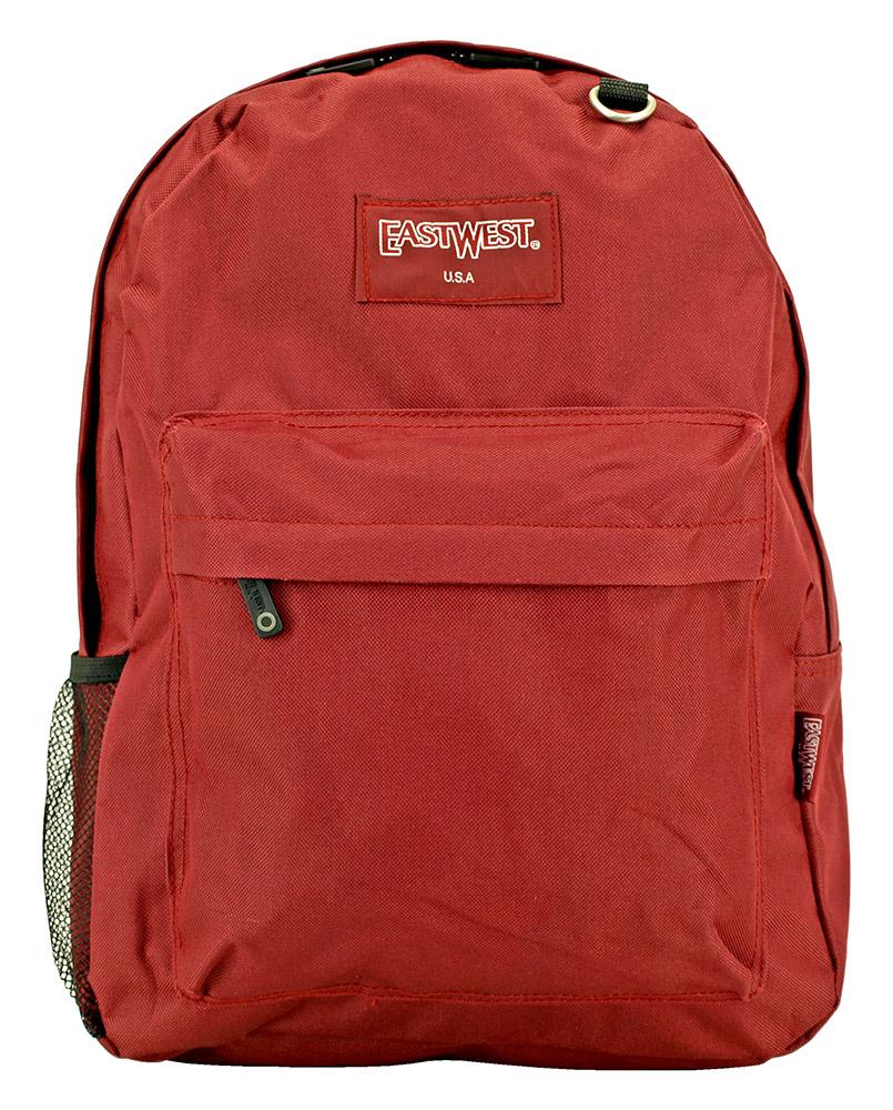 Sport Backpack - Burgundy