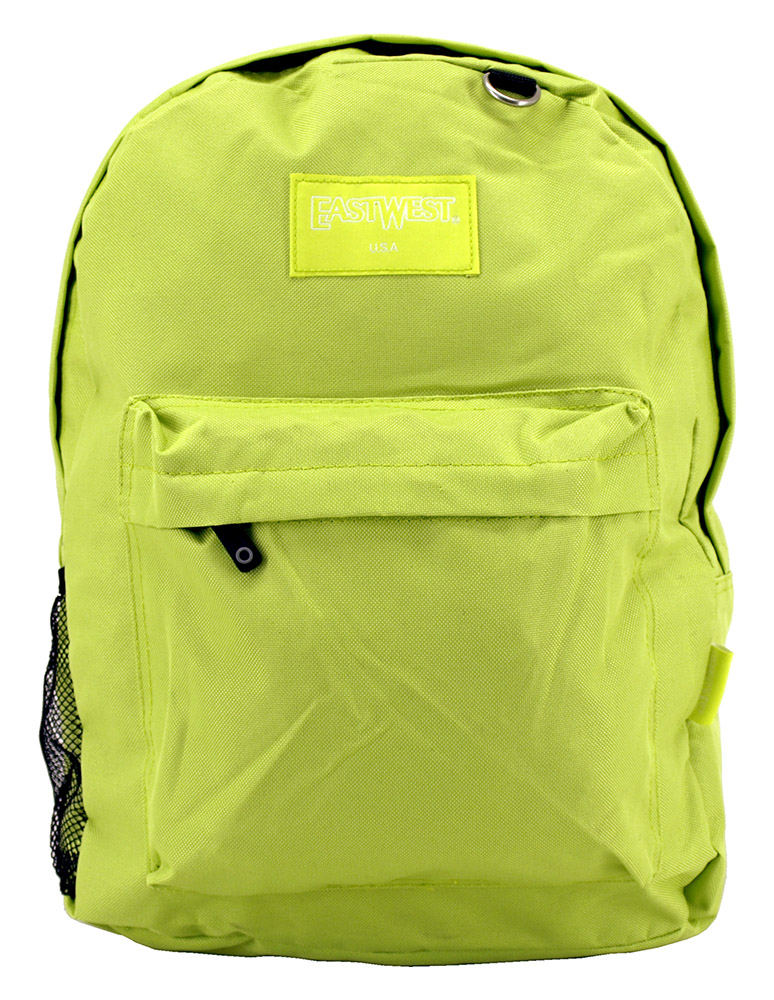 Sport Backpack - Lime