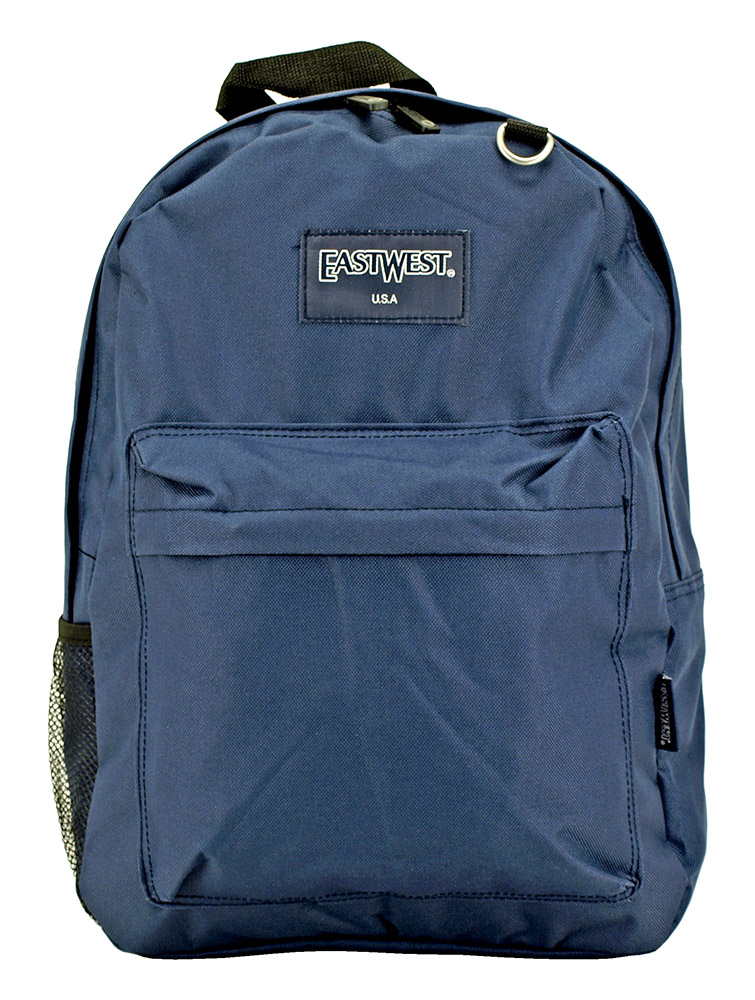 Sport Backpack - Navy Blue
