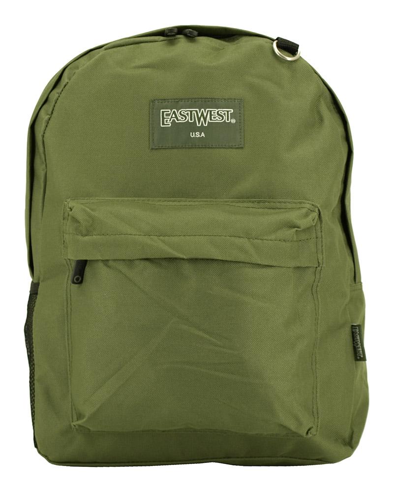 Sport Backpack - Olive Green
