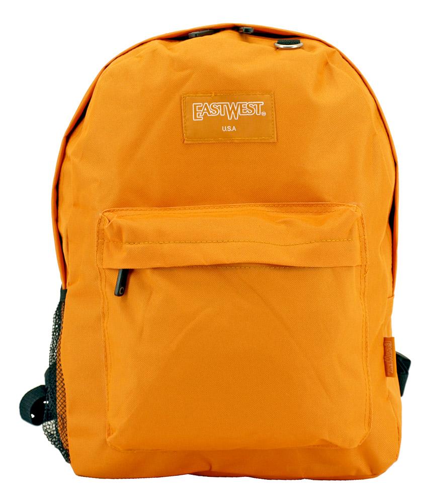 Sport Backpack - Orange