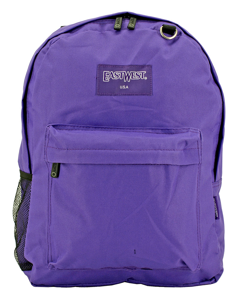 Sport Backpack - Purple