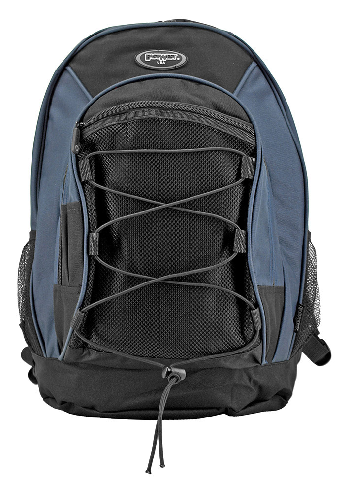 School Bag - Navy Blue