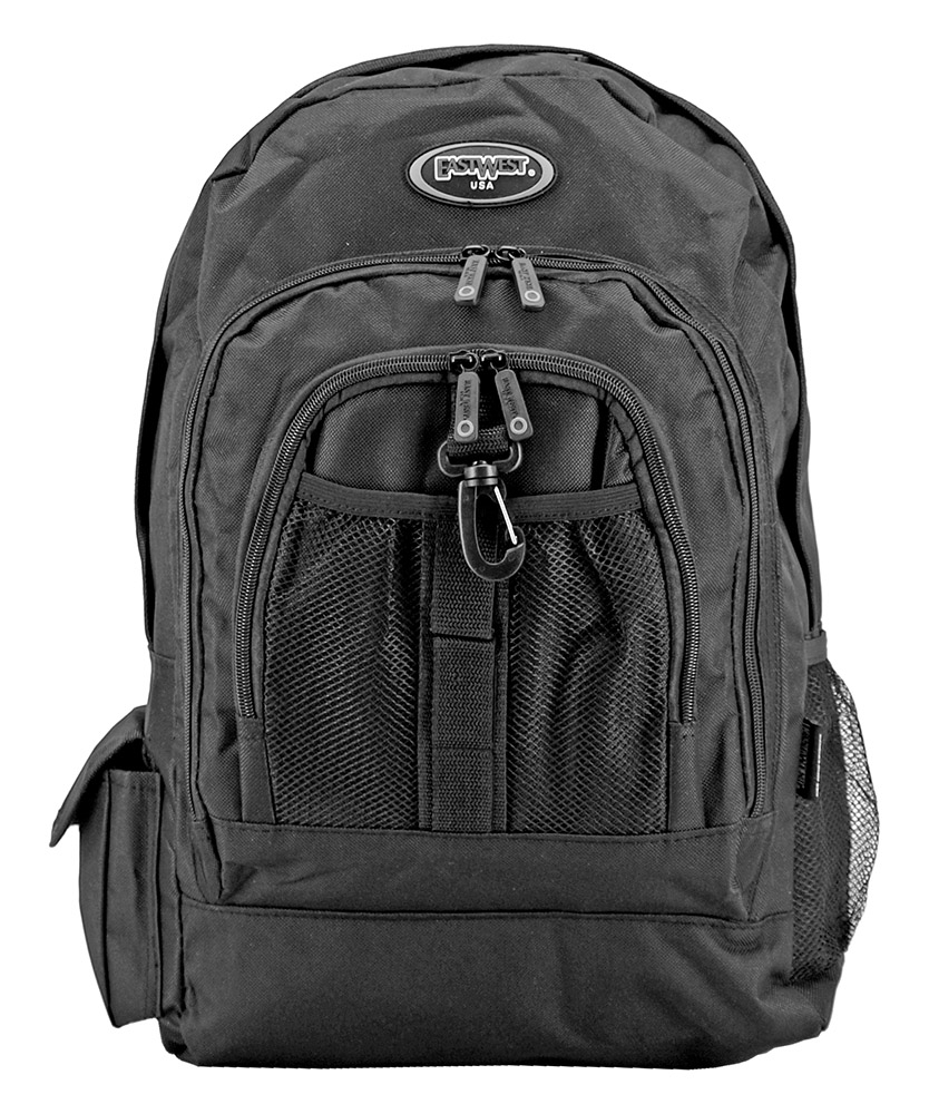 The High Schooler Backpack - Black