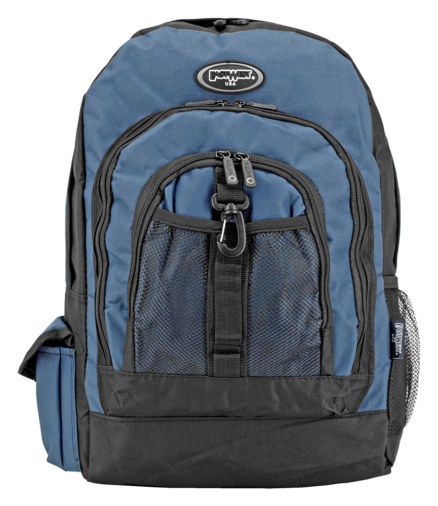 The High Schooler Backpack - Navy Blue