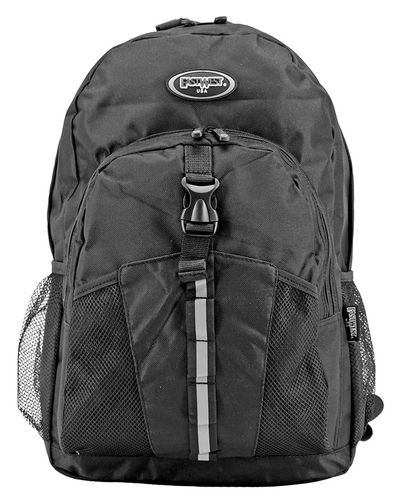 The Student Athlete Backpack - Black