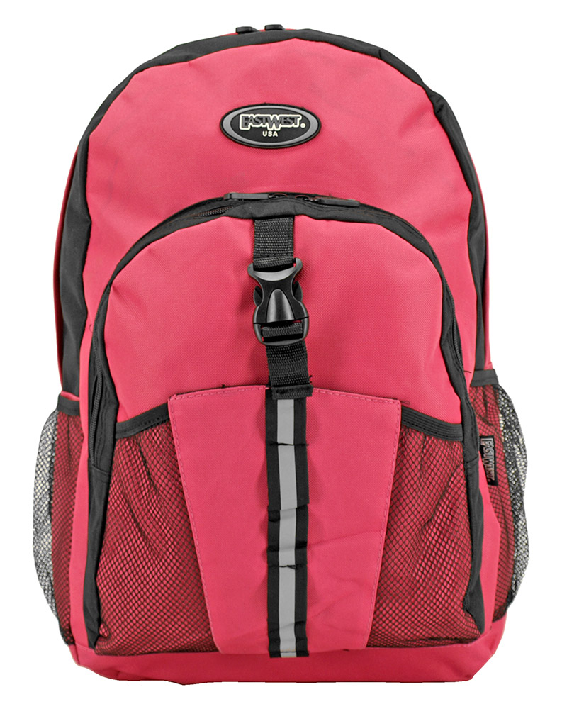 The Student Athlete Backpack - Hot Pink