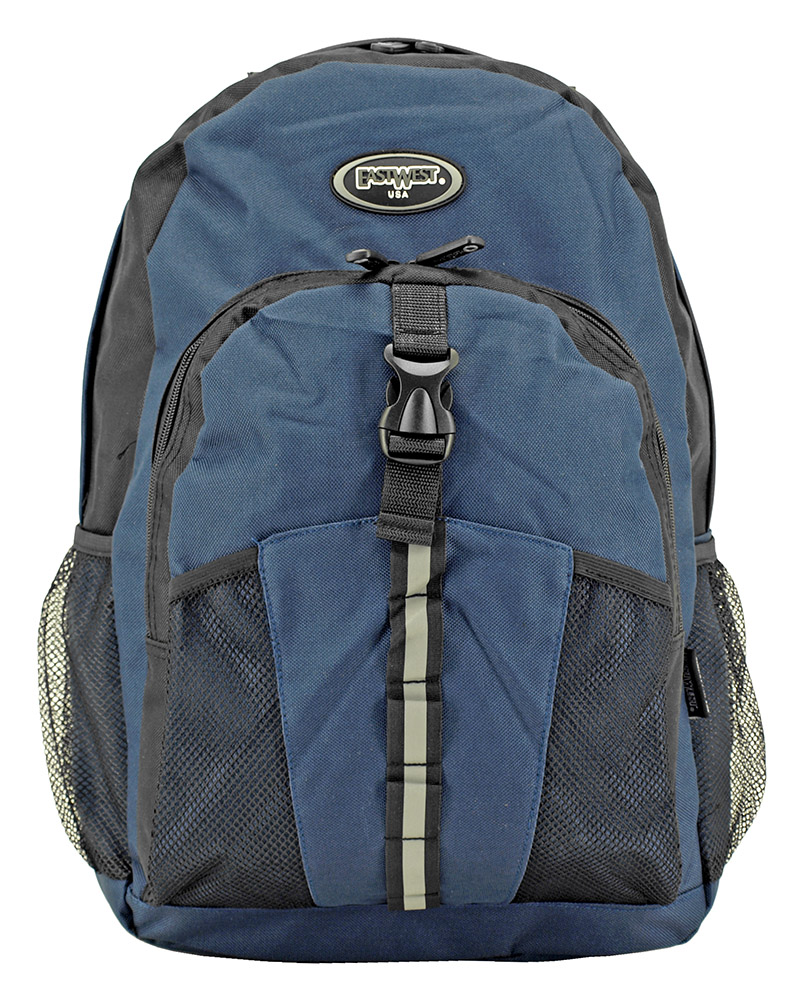 The Student Athlete Backpack - Navy Blue