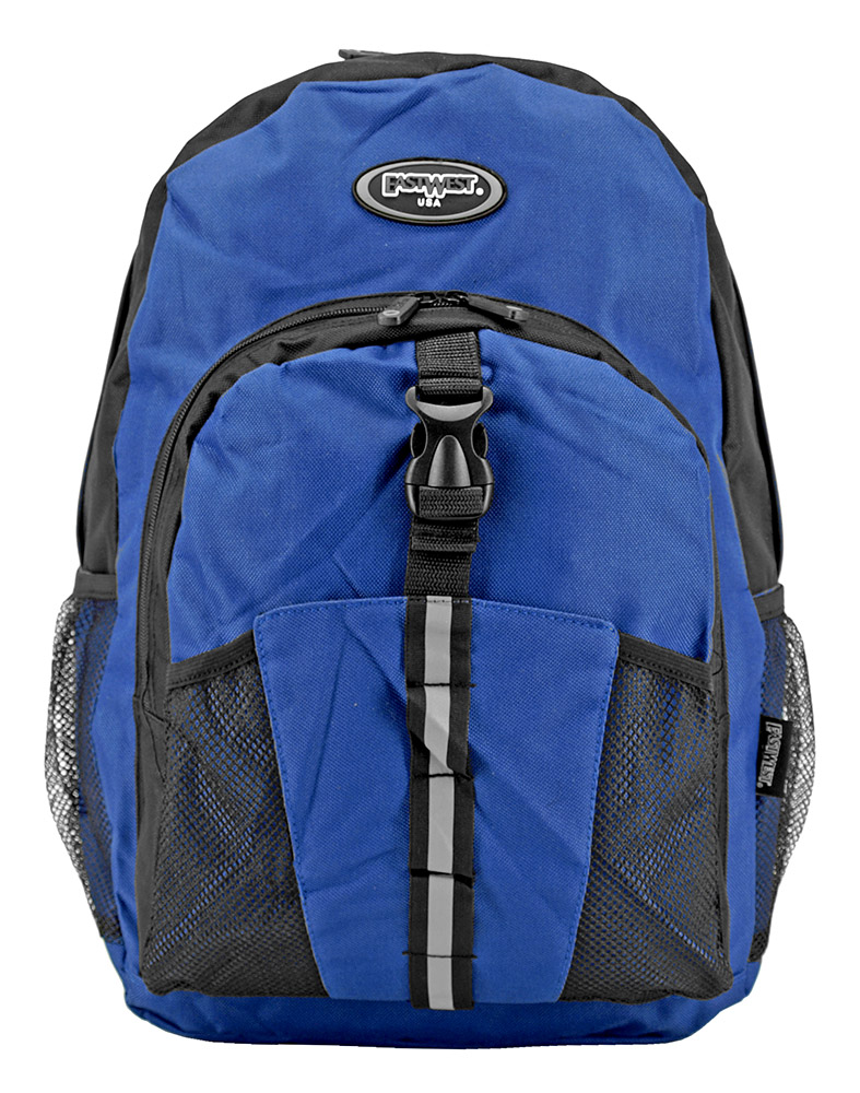 The Student Athlete Backpack - Royal Blue