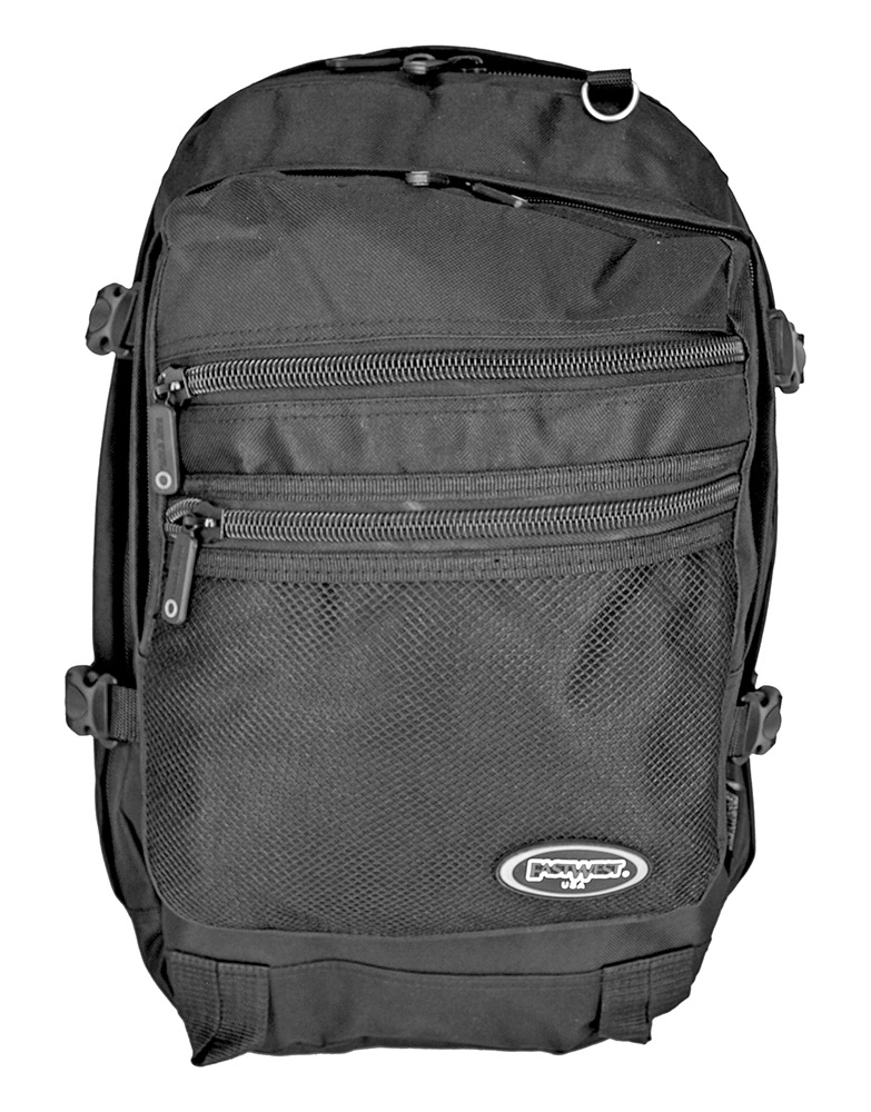 All Season Backpack - Black