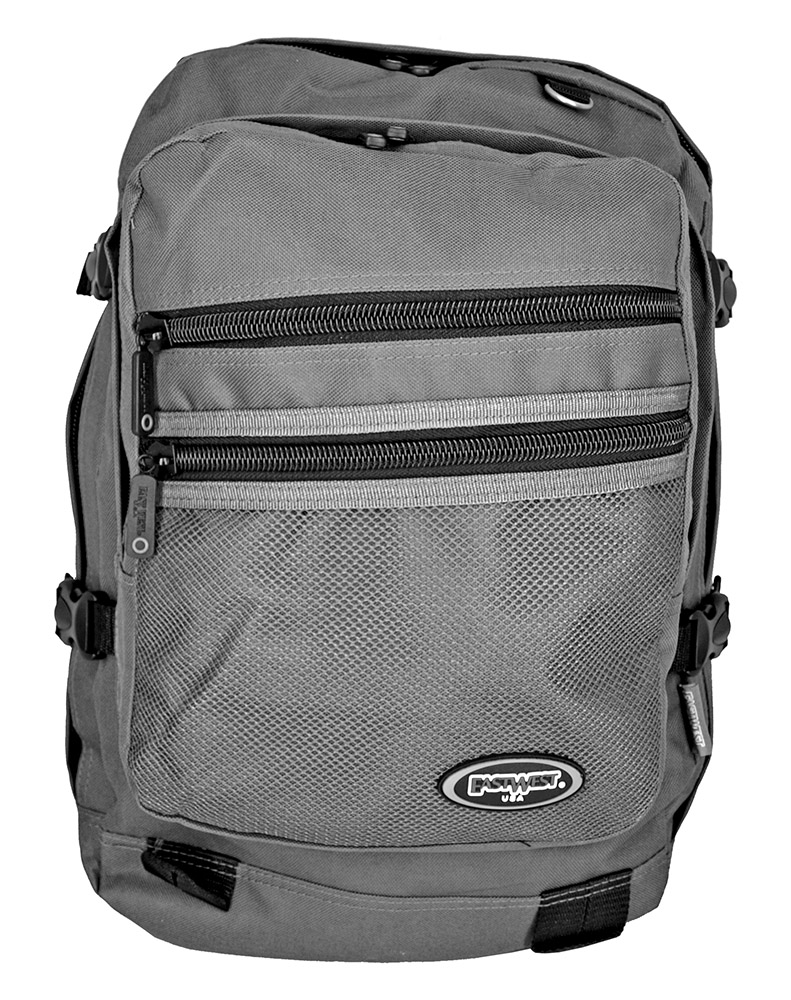 All Season Backpack - Grey