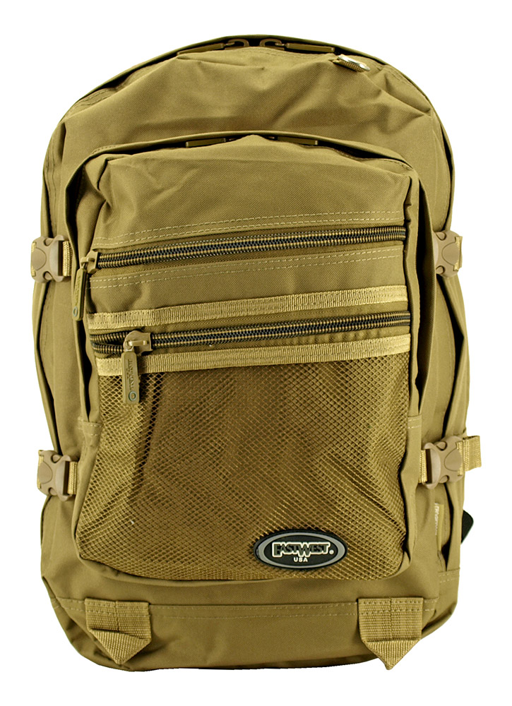 All Season Backpack - Desert Tan