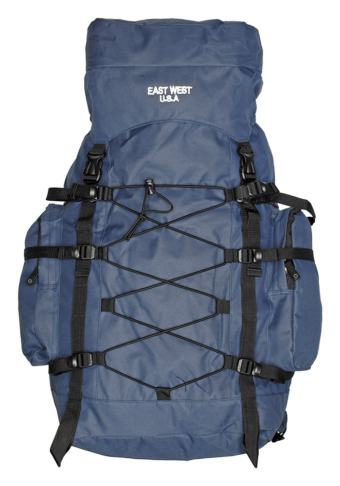 The Washington Hiking Pack - Navy Blue
