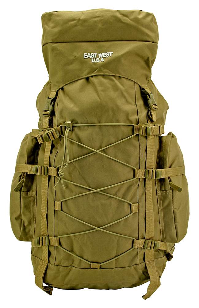 The Washington Hiking Pack - Desert Tan
