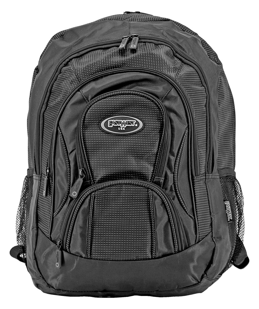 The Prodigy Backpack - Black