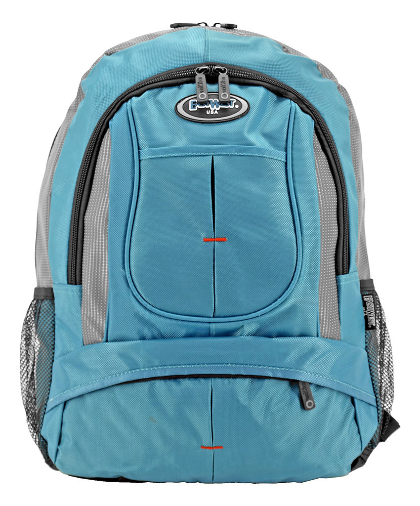 The Junior Backpack - Turquoise