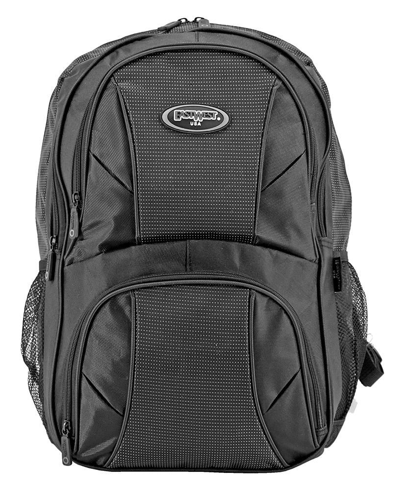 The Sophomore Backpack - Black