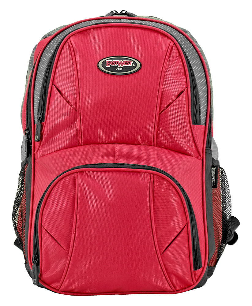 The Sophomore Backpack - Hot Pink