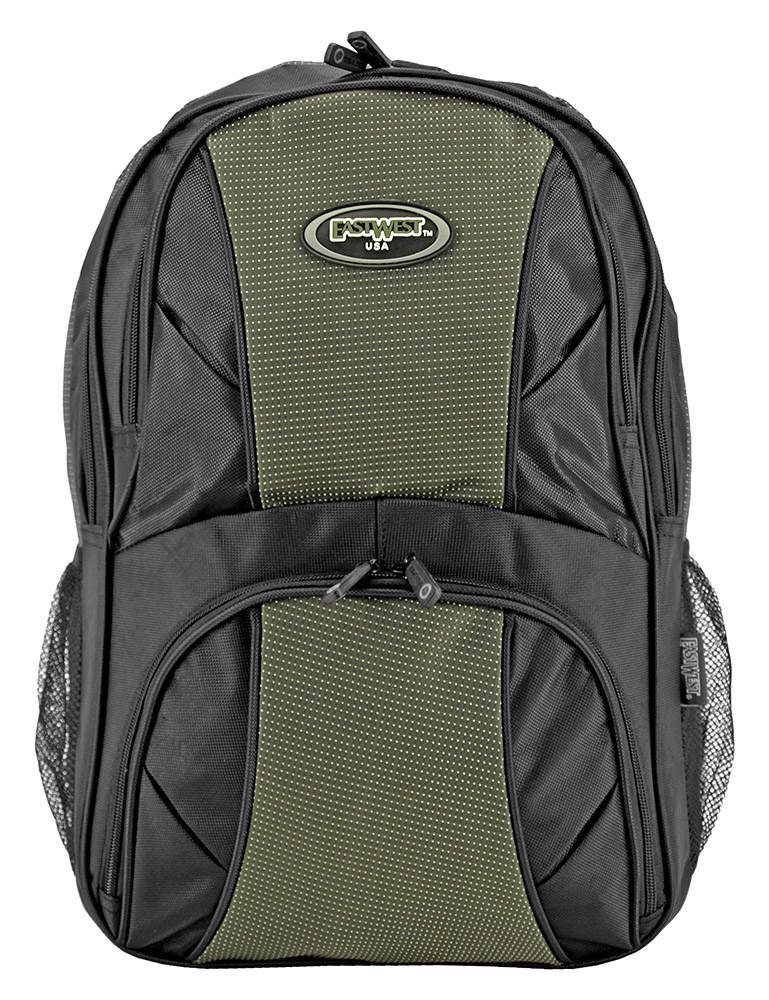 The Sophomore Backpack - Olive Green