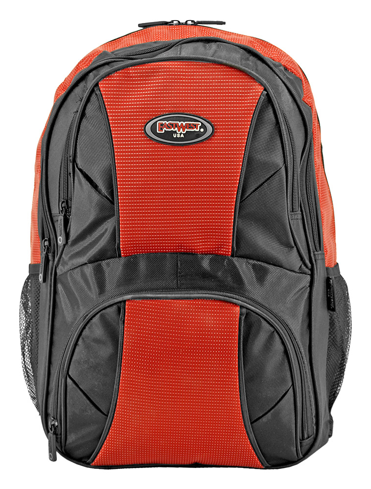 The Sophomore Backpack - Red