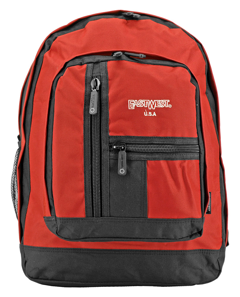 The Senior Backpack - Red