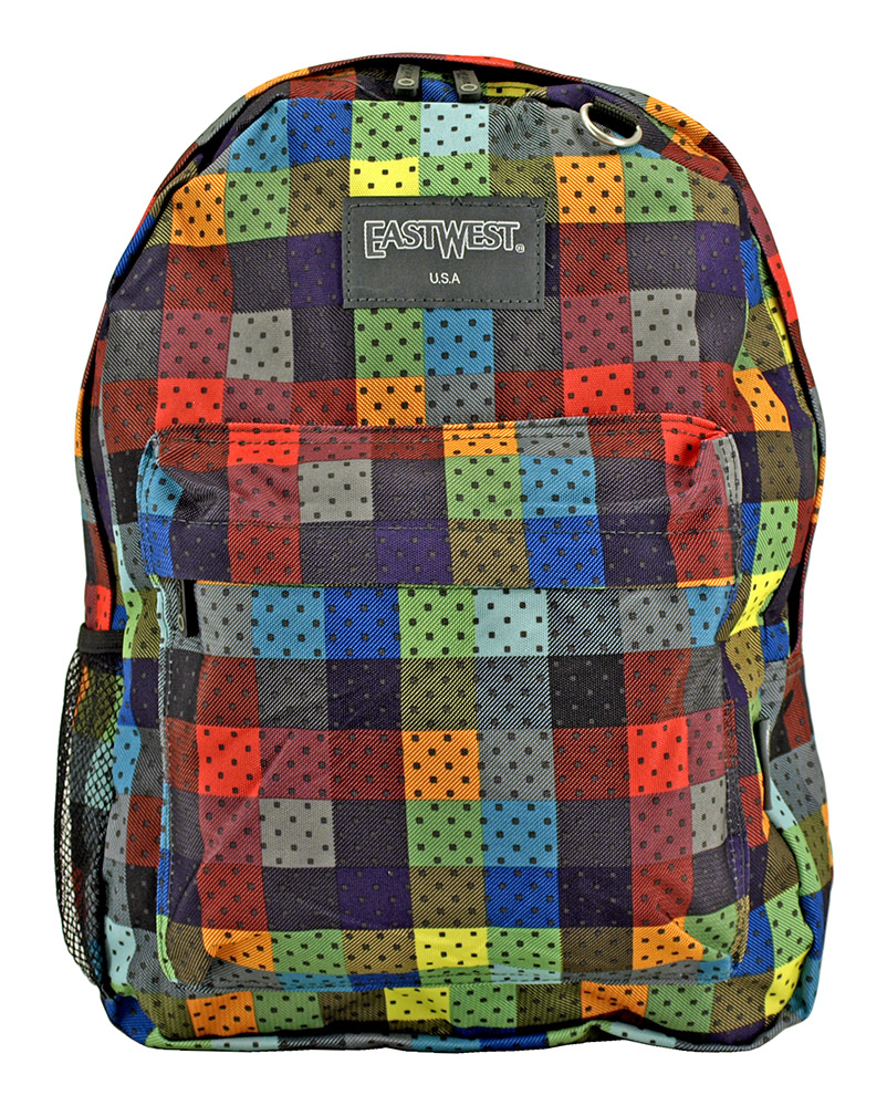 Sport Backpack - Flannel