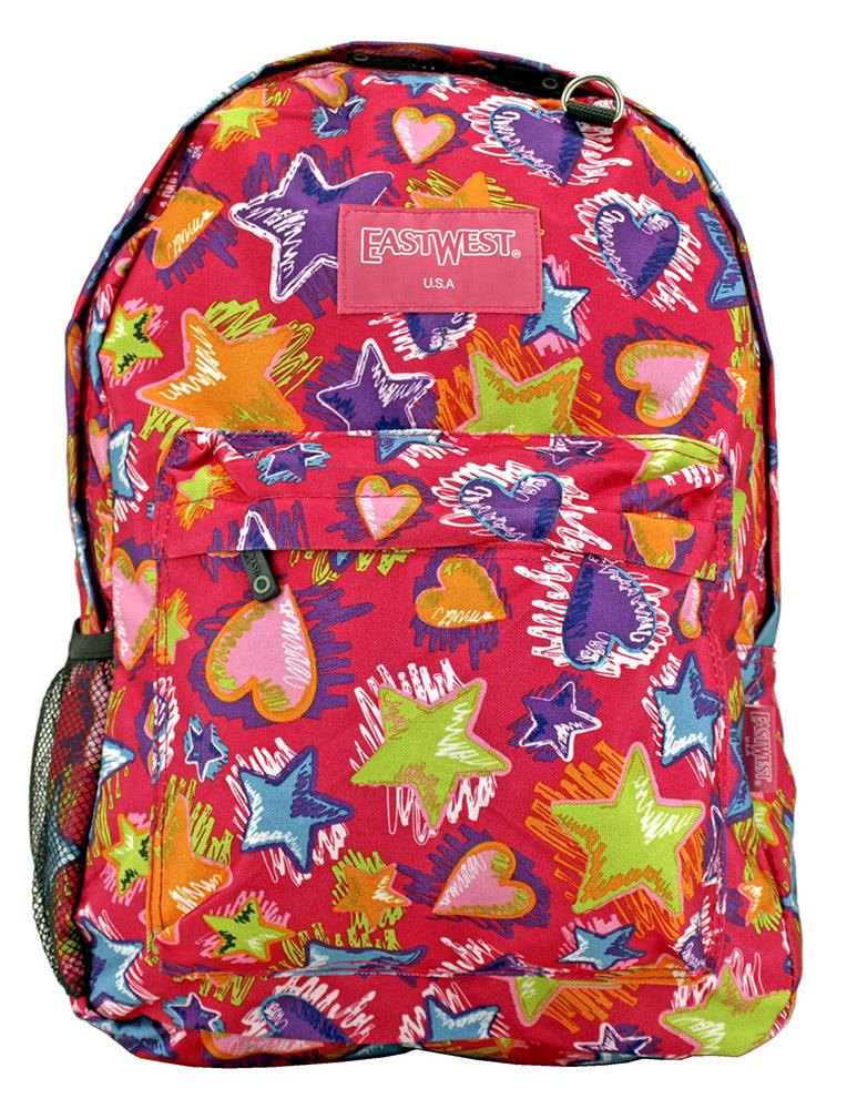 Sport Backpack - Pink Sky