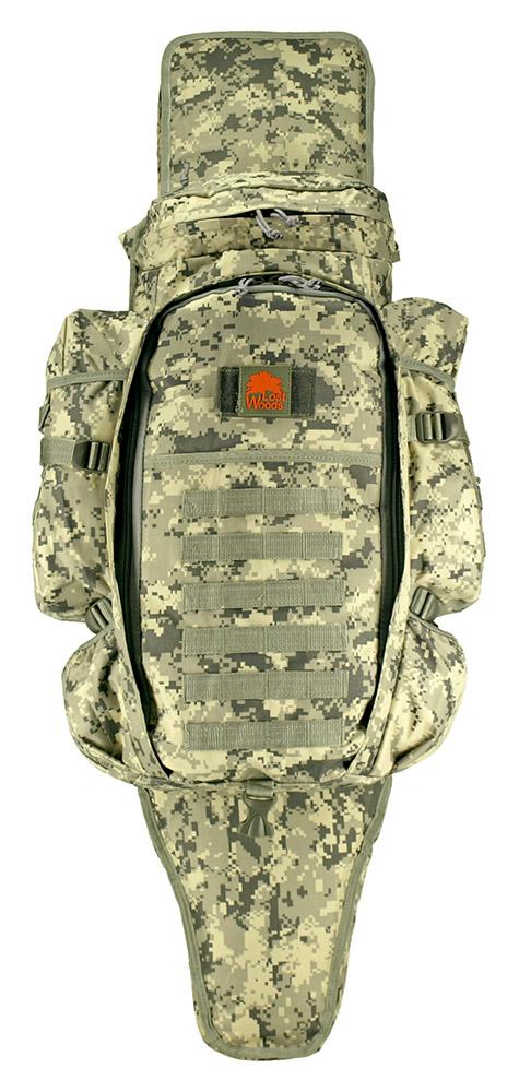 9.11 Tactical Full Gear Rifle Backpack - Digital Camo