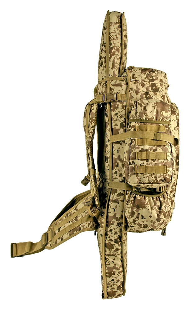 EastWest 9.11 Tactical Full Gear Rifle Backpack Survival Load-Out Bag CAMO*