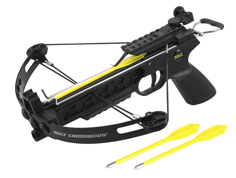 The Pitbull Compound Pistol Grip Crossbow