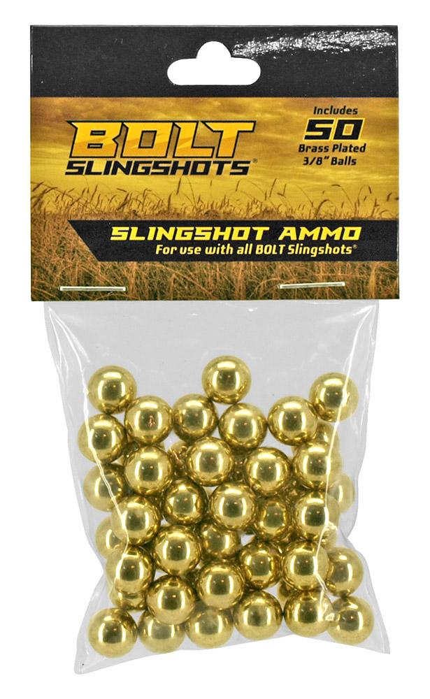 50 - pc. Slingshot Ammo
