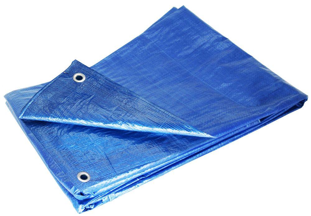 Blue 8 x 12 Tarp