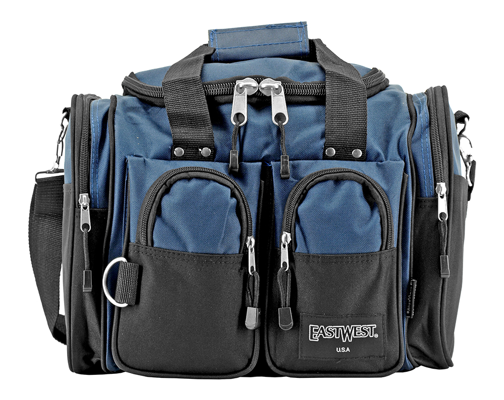 Gym Duffle Bag - Blue