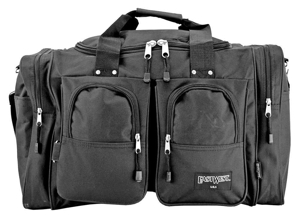 The Standard Duffle Bag - Black