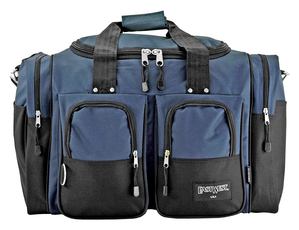 The Standard Duffle Bag - Blue