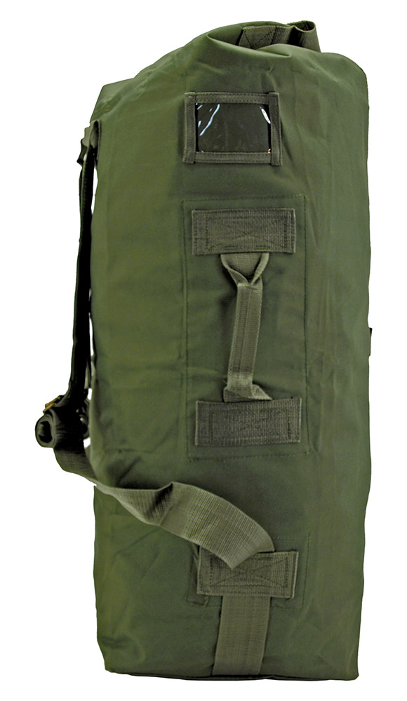 Military Duffle - Olive Green