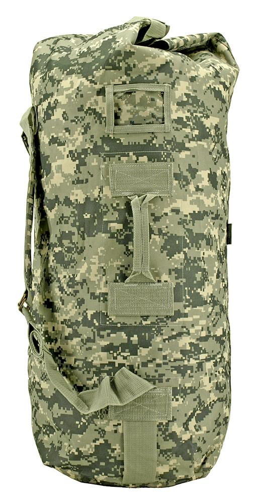 Military Duffle - Digital Camo