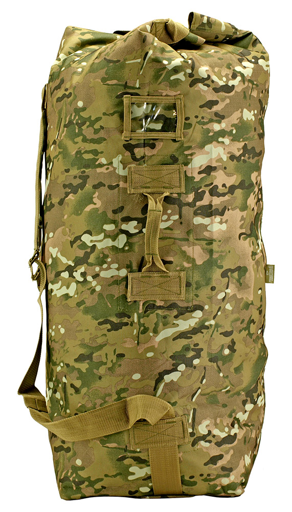 Military Duffle Large - Multicam