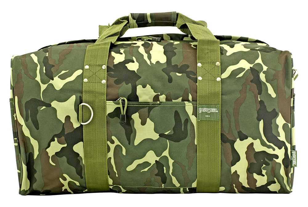 The Duffle Bag - Camo