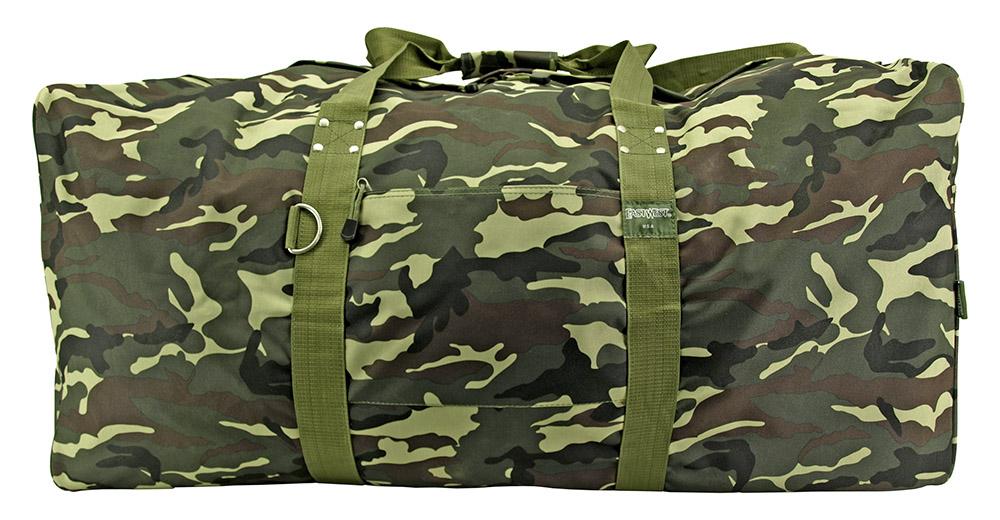 36 in Cargo Duffle Bag - Camo