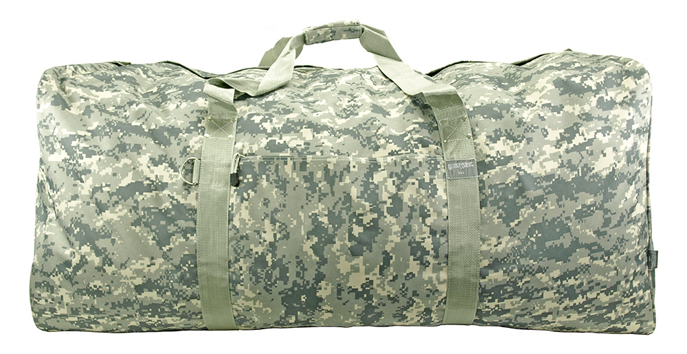 Extra Large Duffle Bag - Digital Camo