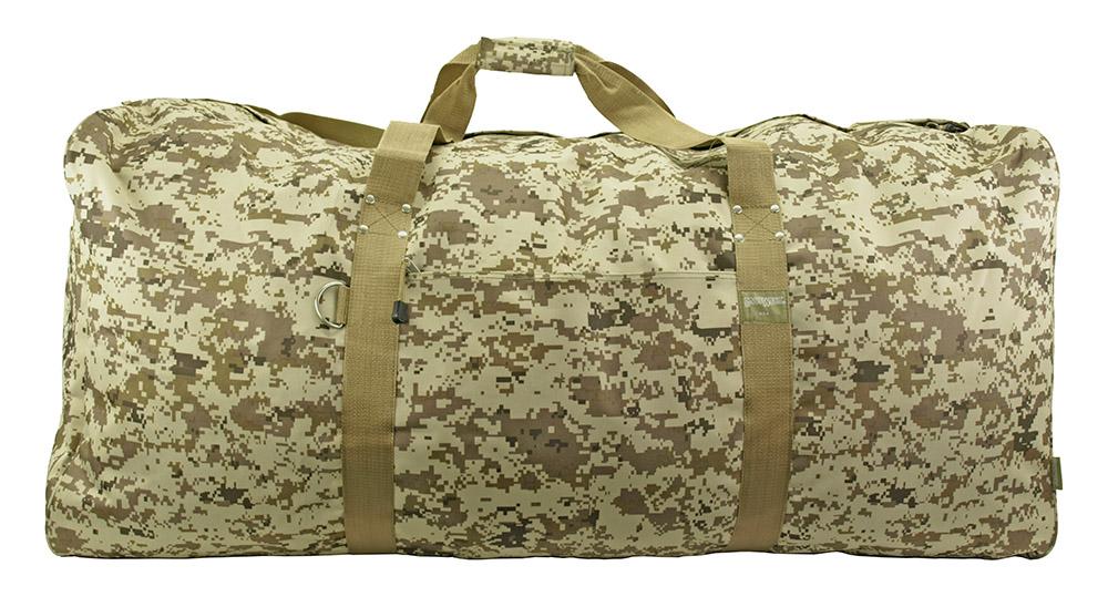 Extra Large Duffle Bag - Desert Digital Camo
