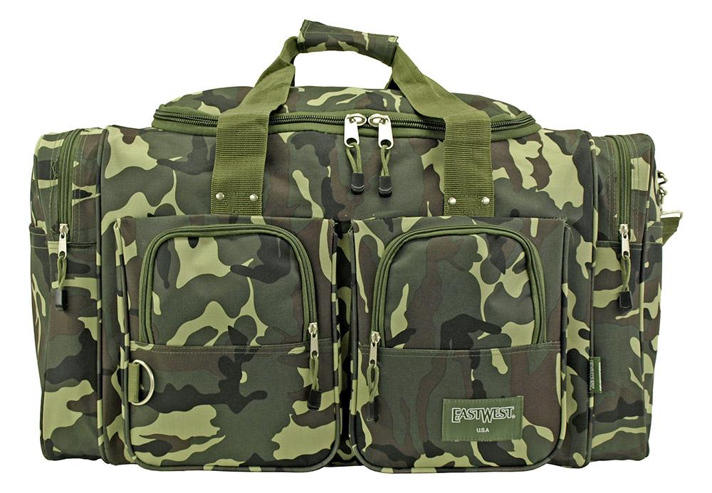 Camping Duffle Bag - Camo