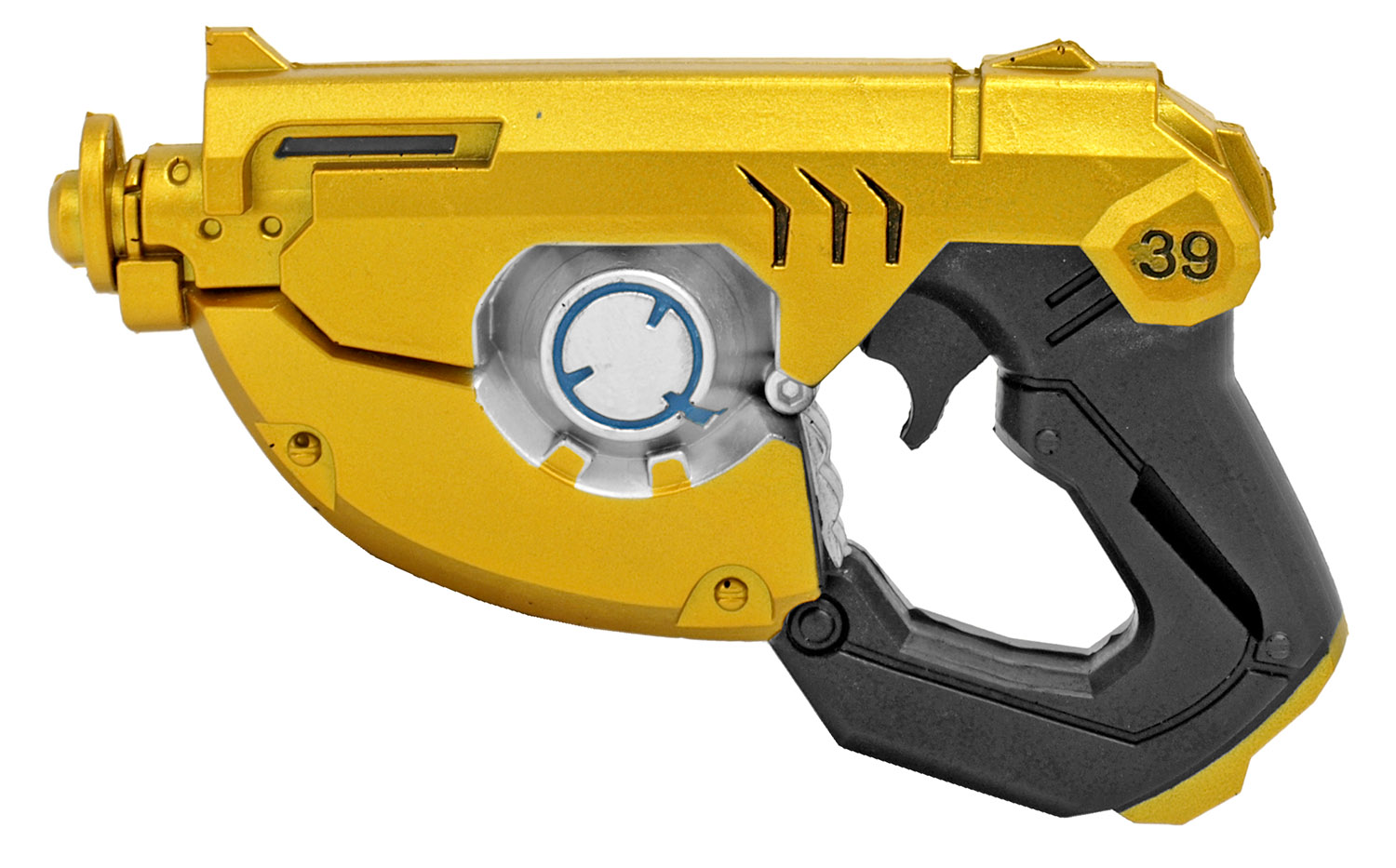 Star Storm Foam Pistol - Golden