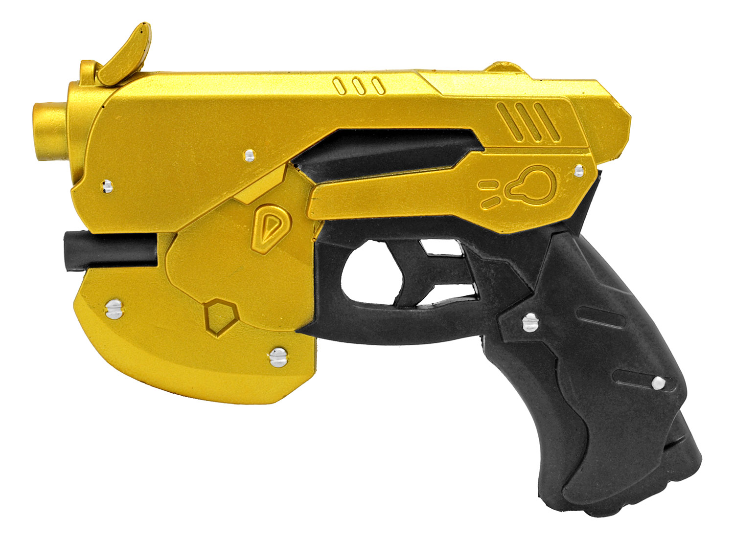 Star Phazzer Foam Pistol - Golden