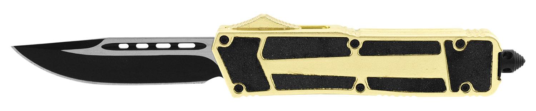 4.75 in OTF Knife - Golden