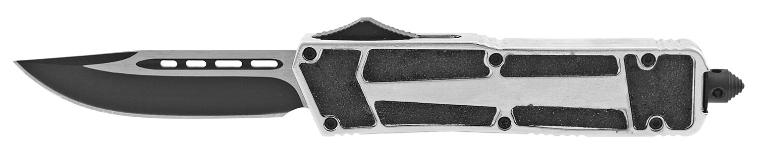 5.25 in Out the Front Pocket Knife - Chrome