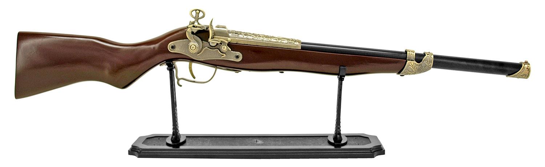 28 in Flintlock Display Rifle