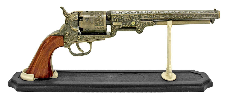 12.75 in Decorative Western Pistol